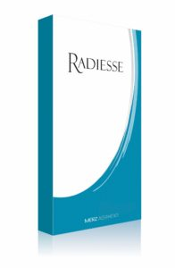radiesse package cover straight